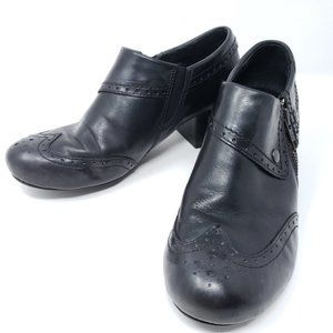 BOC Born Women's Wingtip Brogue Booties Shooties